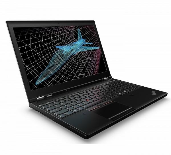 Lenovo ThinkPad P51 15,6 Zoll Touch Display 1920x1080 Full HD Intel Xeon E3 1TB SSD 32GB Windows 10 Pro Nvidia Quadro
