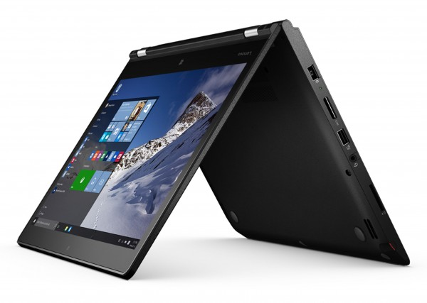 Lenovo ThinkPad Yoga 460 Convertible Tablet 14 Zoll Touch Display Full HD Core i5 256GB SSD 8GB Win 10