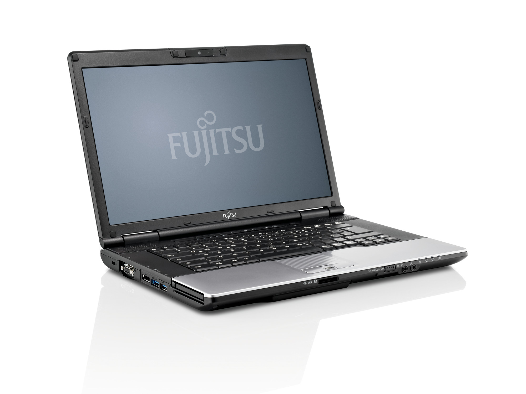 Notebook Fujitsu Lifebook E752 15 6 Zoll Intel Core i7 240GB SSD Festplatte 8GB Speicher Win 10 Laptop S K352 V100