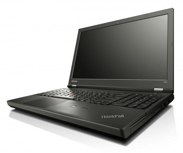 Lenovo ThinkPad W540 15,6 Zoll 1920x1080 Full HD Intel Core i7 256GB SSD 32GB Win 10 Pro Nvidia Quadro UMTS