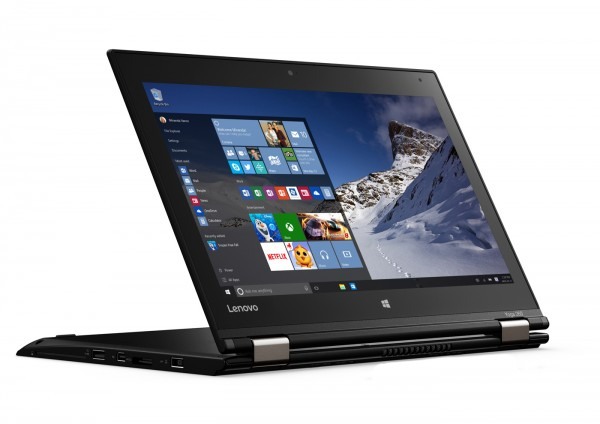 Lenovo ThinkPad Yoga 260 Convertible Tablet 12,5 Zoll Touch Display Full HD Core i5 512GB SSD 8GB Windows 10 UMTS LTE