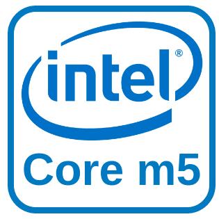 TOP Prozessor Intel Core i5 M-5Y10 bis zu 2x 2 GHz - zuverlässig, leistungsstark