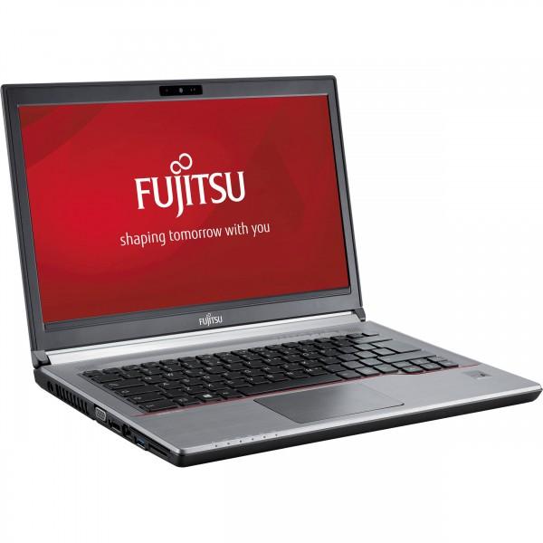 Fujitsu Lifebook E744 14,0 Zoll Core i5 500GB 8GB Win 7+8