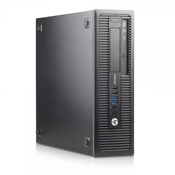HP EliteDesk 800 G1 SFF Intel Core i7 240GB SSD 16GB Win 10 Pro