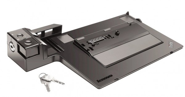 Lenovo Dockingstation Mini Dock Typ 4337 mit Schlüssel
