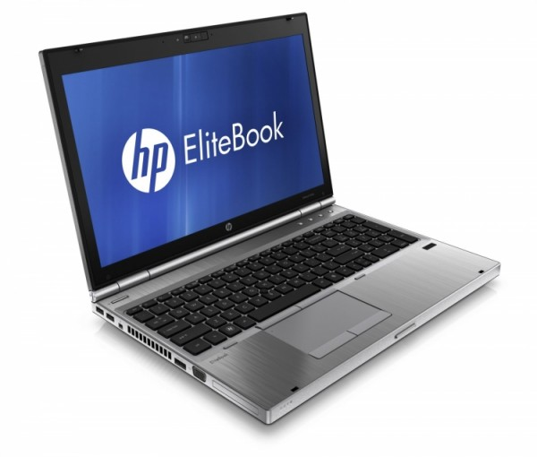 HP Elitebook 8560p 15,6 Zoll Intel Core i7 500GB 4GB Speicher