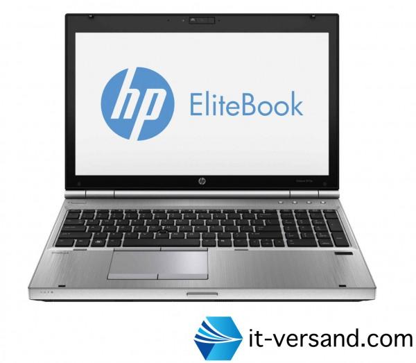 HP EliteBook 8570p 15,6 Zoll Core i5 320GB 8GB Win 10