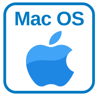 Software macOS 12.5 Sierra