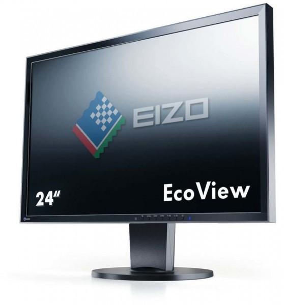 Eizo FlexScan EV2436W LED IPS 24 Zoll Full-HD 1920x1200 DisplayPort DVI USB