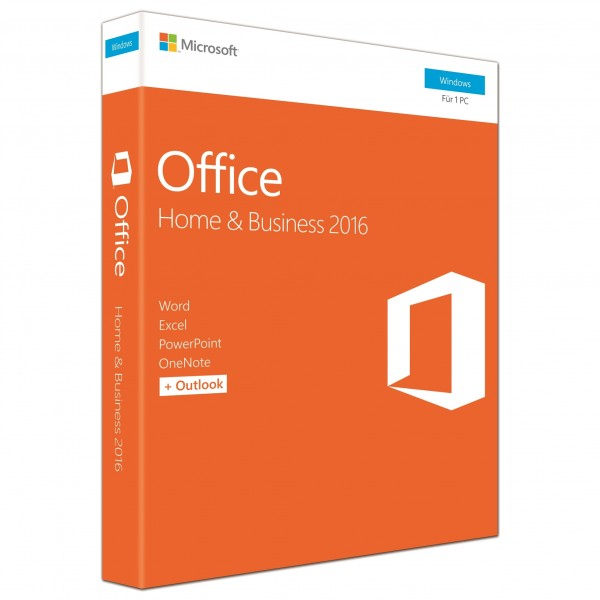 Microsoft Office Home & Business 2016 ESD Download