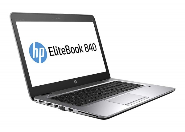HP EliteBook 840 G3 14 Zoll 1920x1080 Full HD Intel Core i5 256GB SSD 8GB Windows 10 Pro Webcam