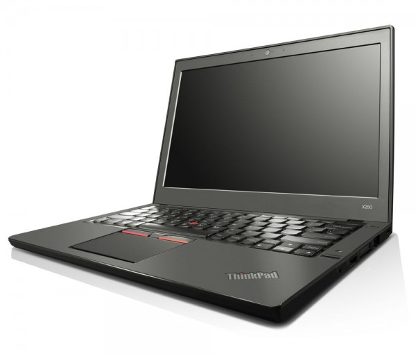 Lenovo ThinkPad X250 12,5 Zoll Intel Core i5 240GB SSD 8GB Win 10 Pro Webcam