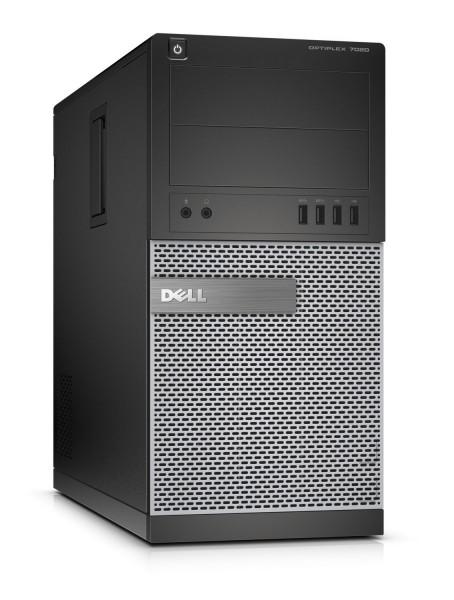 Dell OptiPlex 7020 MT Intel Core i3 128GB SSD 8GB Win 10 Pro MAR DVD Brenner