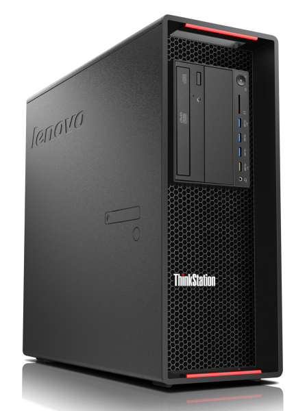 Lenovo ThinkStation P500 Intel Xeon Quad Core E5 v3 256GB SSD + 500GB HDD 32GB Windows 10 Pro Nvidia Quadro