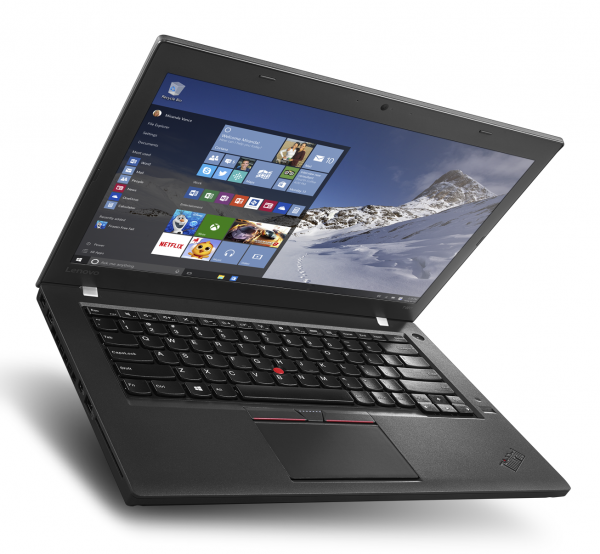 Lenovo ThinkPad T460 14 Zoll 1920×1080 Full HD Intel Core i5 256GB SSD 8GB Windows 10 Pro Webcam inkl. Docking