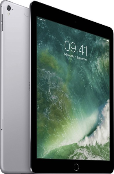 Apple iPad Pro Tablet 9,7 Zoll Retina Multi-Touch 128GB SSD WIFI + UMTS LTE Spacegrau iOS