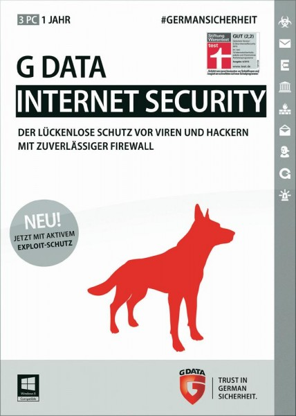 G Data Internet Security ESD