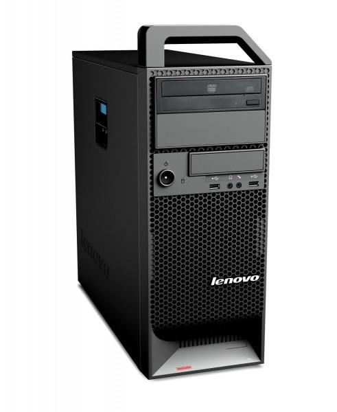 Lenovo ThinkStation S30 Workstation Xeon Quad Core E5 256GB SSD + 500GB HDD 16GB Win 10 Pro