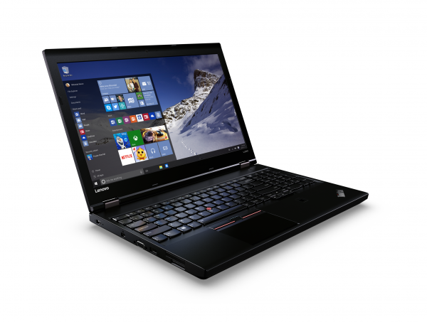Lenovo ThinkPad L560 15,6 Zoll 1920×1080 Full HD Intel Core i5 256GB SSD 8GB Windows 10 Pro Webcam