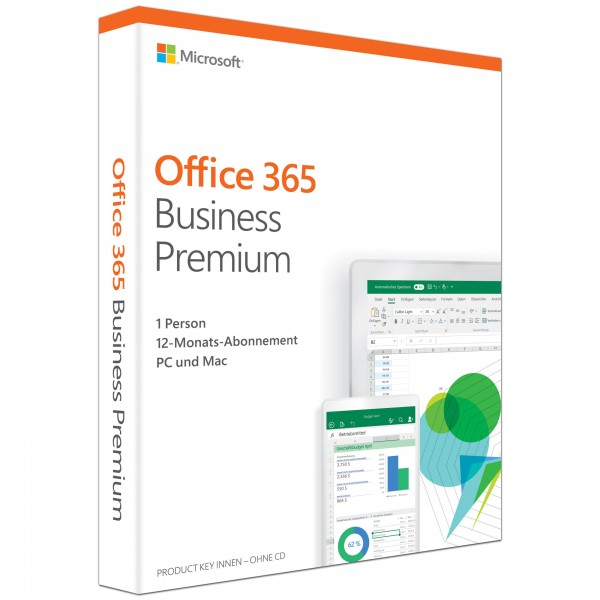 Microsoft Office 365 Business Premium ESD Download