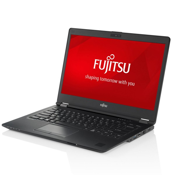 Fujitsu Lifebook U747 14 Zoll HD Intel Core i5 256GB SSD Festplatte 16GB Speicher Windows 10 Pro Webcam UMTS LTE inkl. Docking
