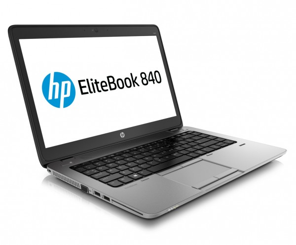 HP EliteBook 840 G2 14 Zoll 1600x900 HD+ Intel Core i5 256GB SSD (NEU) 8GB Windows 10 Pro MAR