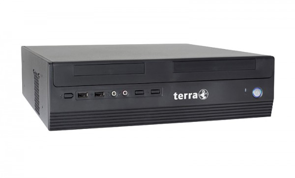 Terra 5000 Silent Greenline SFF Intel Core i3 256GB SSD 4GB Win 10 Home
