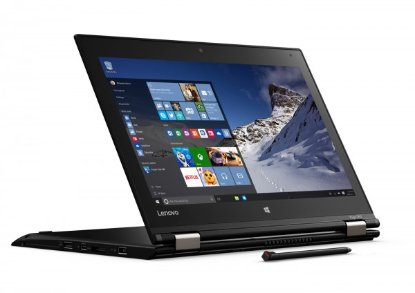 Lenovo ThinkPad Yoga 260 Convertible Tablet 12,5 Zoll Touch Display Full HD Core i5 256GB SSD 8GB Win 10
