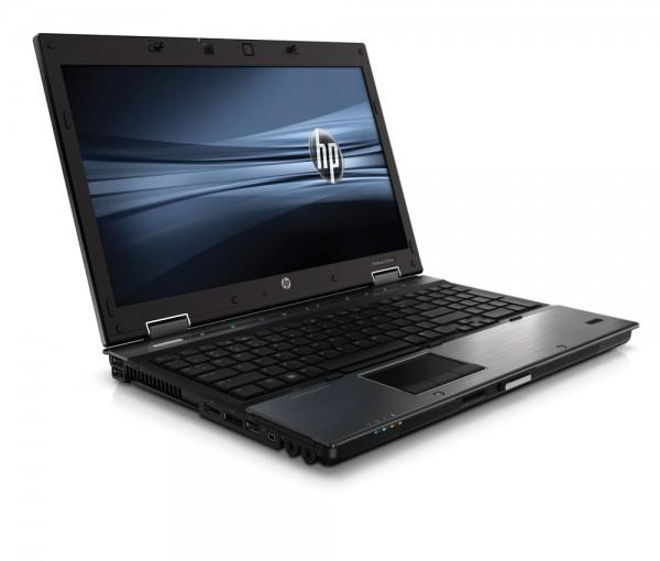 HP EliteBook 8540w 15,6 Zoll Core i7 250GB 8GB Win 7