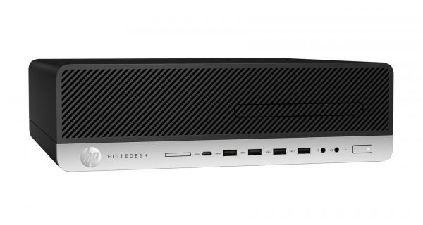 HP EliteDesk 800 G3 SFF Intel Quad Core i7 512GB SSD 16GB Win 10 Pro MAR DVD Brenner