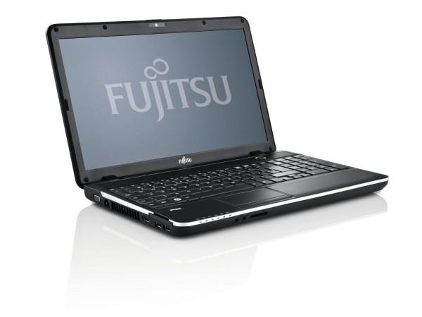 Fujitsu Lifebook A512 15,6 Zoll Intel Core i3 320GB Festplatte 4GB Speicher