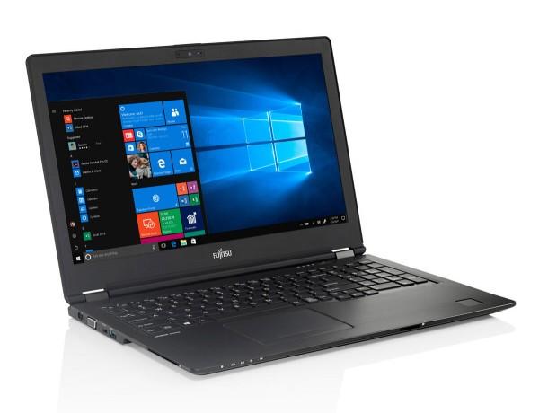 Fujitsu Lifebook U758 15,6 Zoll 1920x1080 Full HD Intel Core i5 256GB SSD 8GB Win 10 Pro