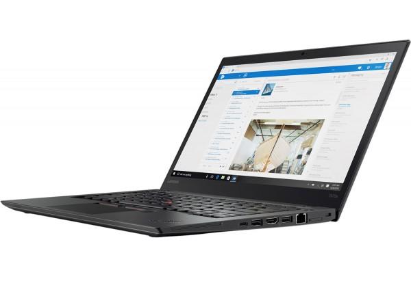 Lenovo ThinkPad T470s 14 Zoll 1920x1080 Full HD Core i5 256GB SSD 8GB Windows 10 Pro Webcam UMTS LTE Tastaturbeleuchtung