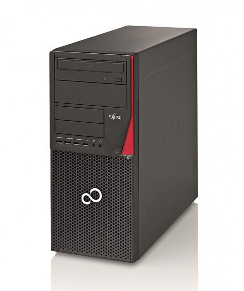 Fujitsu Esprimo P956 0-Watt Intel Quad Core i5 512GB SSD 16GB Win 10 Pro MAR DVD Laufwerk
