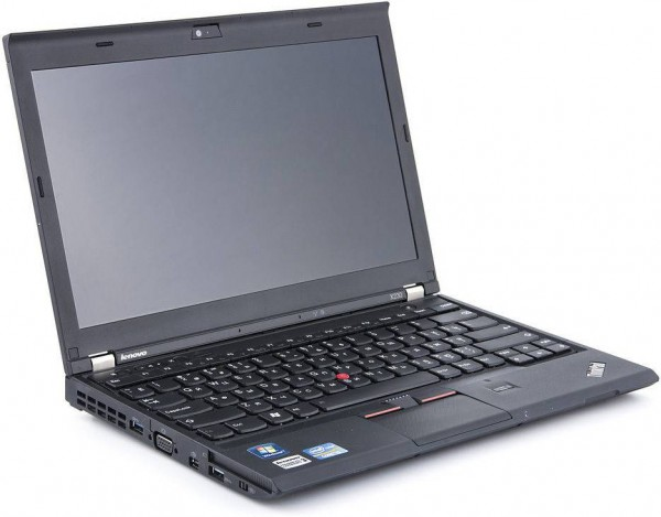 Lenovo ThinkPad X230 12,5 Zoll Intel Core i5 500GB 8GB Win 10 Pro Webcam Bluetooth