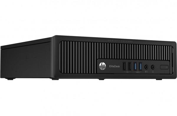 HP EliteDesk 800 G1 USDT Intel Quad Core i5 512GB SSD (NEU) 8GB Win 10 Pro MAR