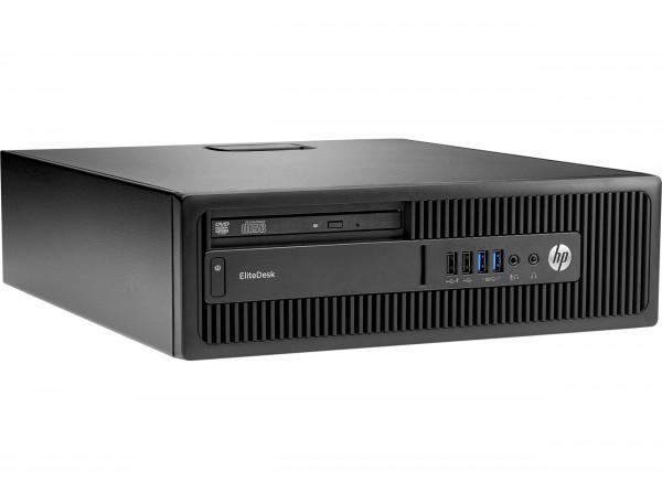 HP EliteDesk 705 G1 SFF AMD A6 PRO 500GB HDD 4GB Win 10 Pro DVD Brenner