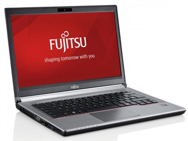 Fujitsu Lifebook E756 15,6 Zoll HD Intel Core i5 256GB SSD 8GB Windows 10 Pro MAR Webcam UMTS LTE