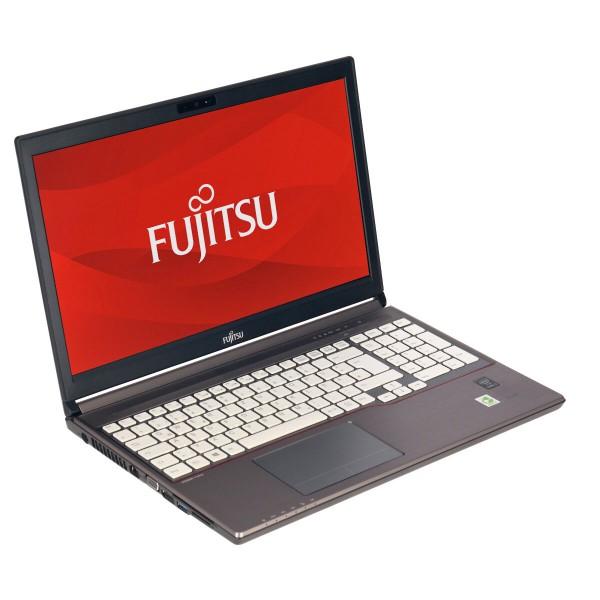 Fujitsu Lifebook E756 15,6 Zoll HD Intel Core i5 240GB SSD (NEU) 8GB Windows 10 Pro Webcam UMTS LTE