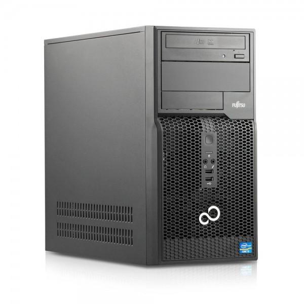 Fujitsu Esprimo P510 0-Watt Intel Quad Core i5 256GB SSD + 2TB HDD 16GB Windows 10 Pro DVD Brenner