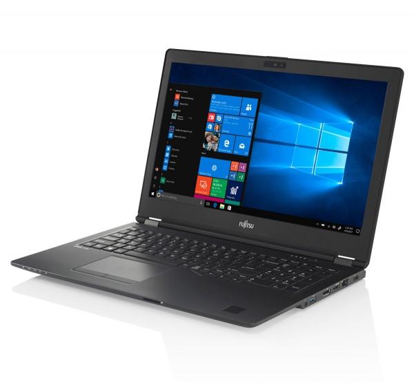 Fujitsu Lifebook U758 15,6 Zoll 1920x1080 Full HD Intel Quad Core i5 256GB SSD 8GB Windows 10 Pro Webcam