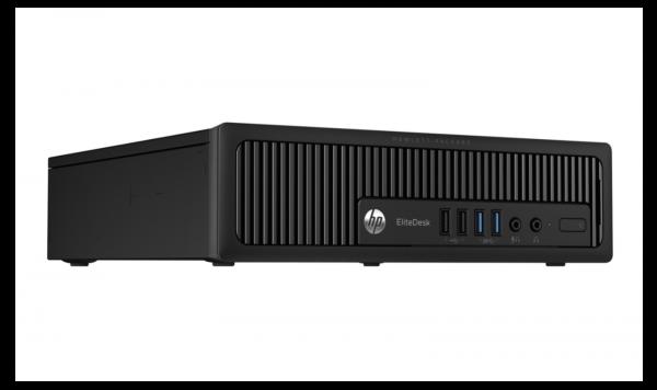 HP EliteDesk 800 G1 USDT Intel Quad Core i5 240GB SSD 8GB Win 10 Pro