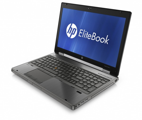 HP Elitebook 8560w 15,6 Zoll 1600x900 HD+ Core i7 250GB SSD 8GB Win 10 Pro