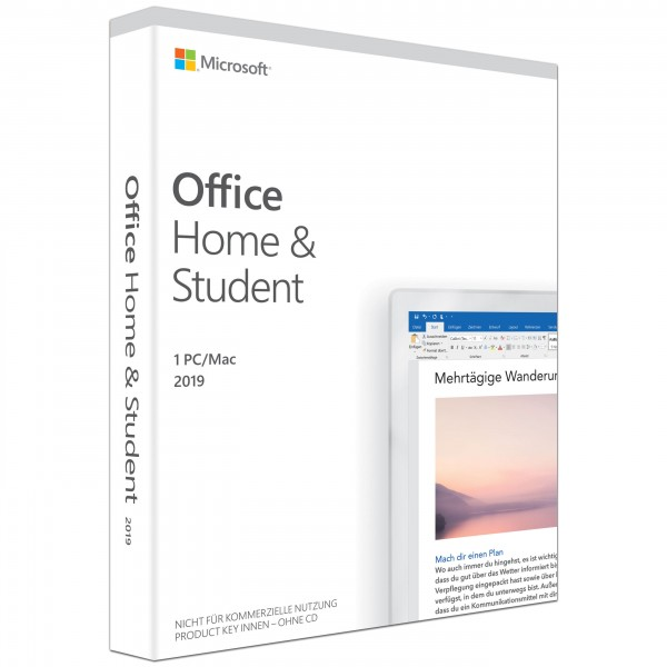 Microsoft Office Home & Student 2019 ESD Download