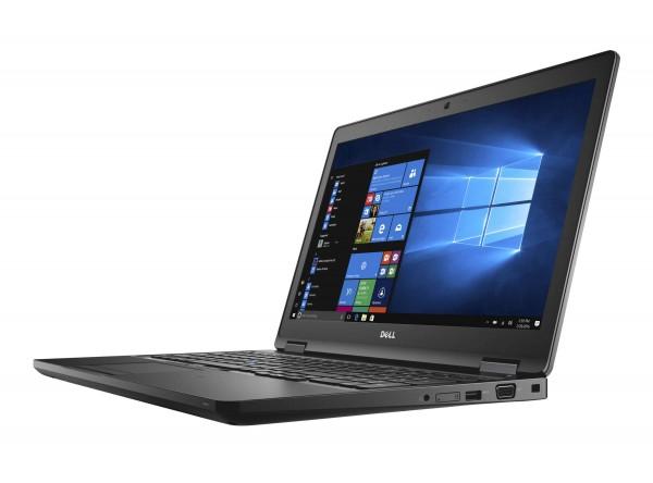 Dell Latitude 5580 15,6 Zoll 1920x1080 Full HD Intel Core i5 512GB SSD 16GB Win 10 Pro Webcam Tastaturbeleuchtung Nvidia Geforce