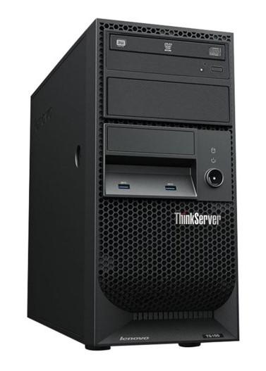 Lenovo ThinkServer TS150 Xeon 2TB 16GB inkl. 3 Jahre Ersatzteile vor Ort