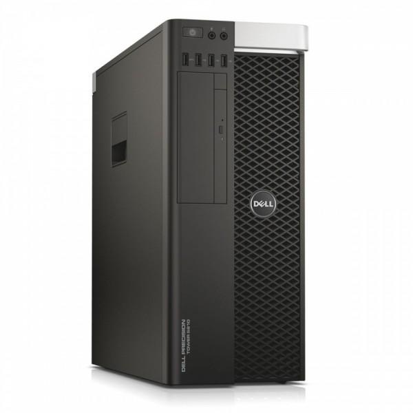 Dell Precision Tower 5810 Workstation Intel Xeon Hexa Core E5 v4 256GB SSD 32GB Windows 10 Pro MAR Nvidia Quadro