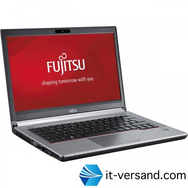 Fujitsu Lifebook E744 14,0 Zoll Core i5 500GB 4GB Win 7+8