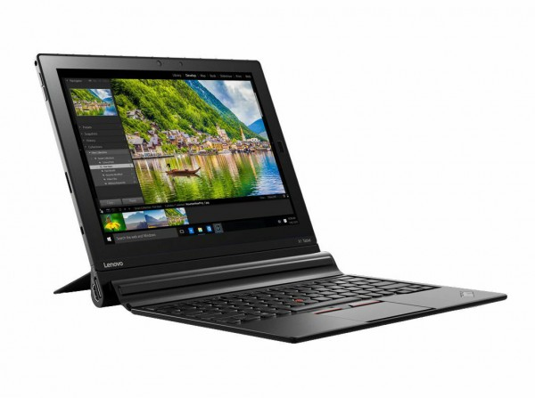 Lenovo ThinkPad X1 Tablet (2. Gen) 12 Zoll Touch Display Intel Core i5 256GB SSD 8GB Win 10 Fingerprint UMTS LTE inkl. Tastatur