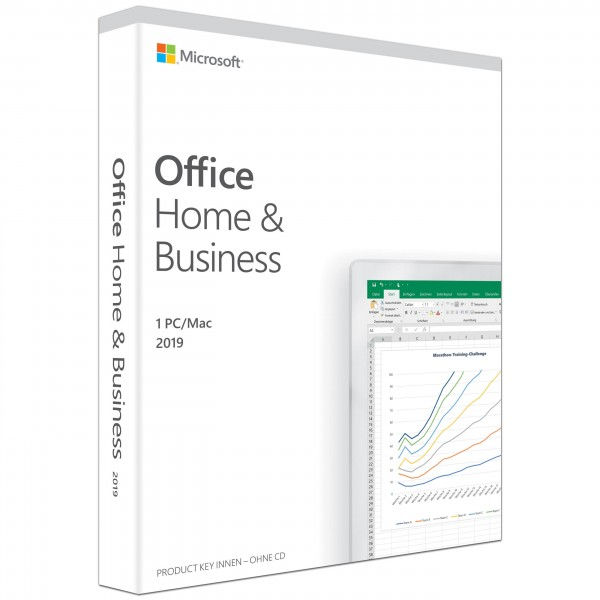 Microsoft Office Home & Business 2019 ESD Download